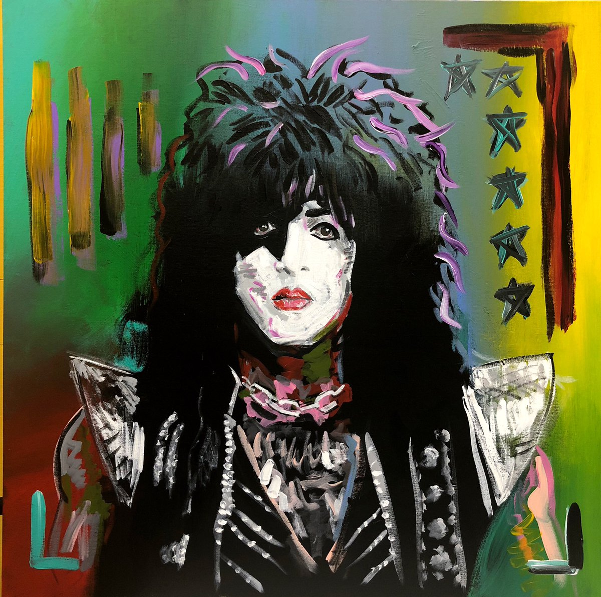 paul stanley face the music page 2. Black Bedroom Furniture Sets. Home Design Ideas